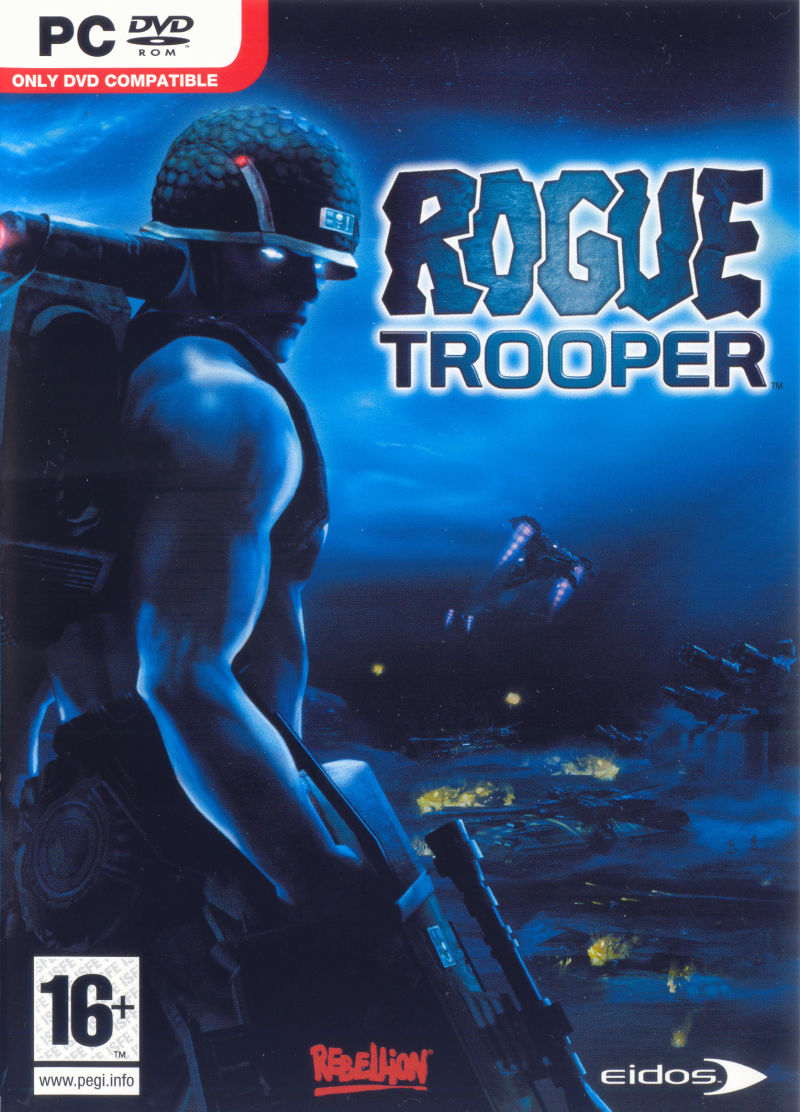 Rogue Trooper (2006) PC