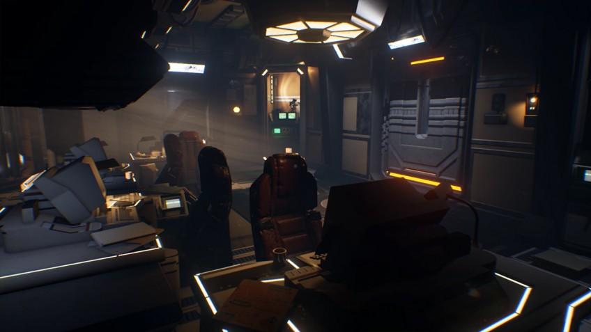 Скриншот TARTARUS (2017) PC