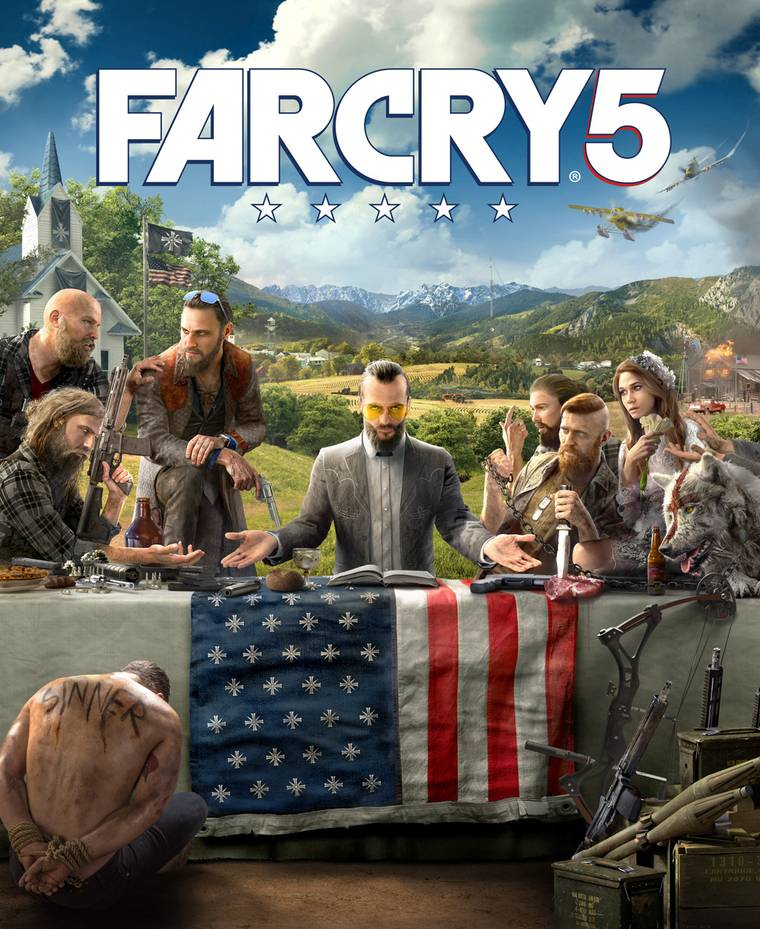 Far Cry 5 (2018) PC