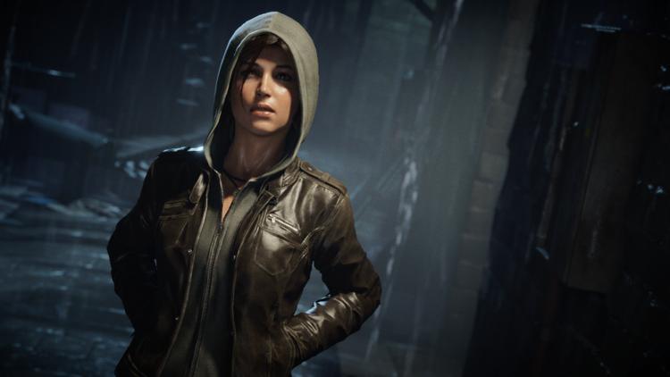 Скриншот Shadow of the Tomb Raider (2018) PC