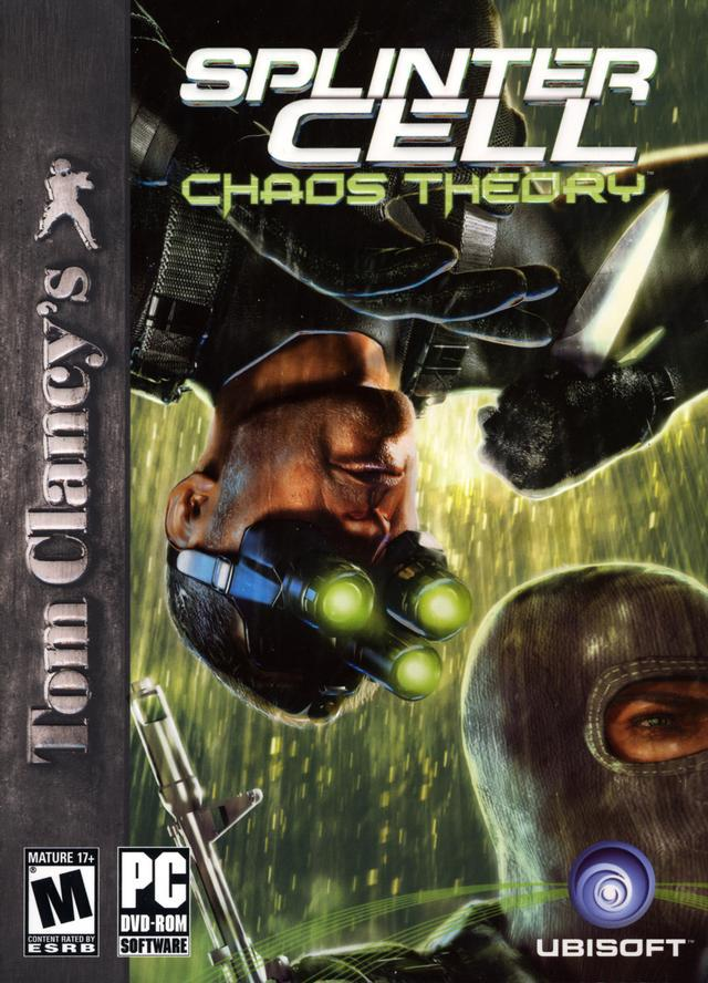 Tom Clancy`s Splinter Cell: Chaos Theory (2005) PC