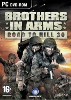 Brothers in Arms: Road to Hill 30 (2005) PC