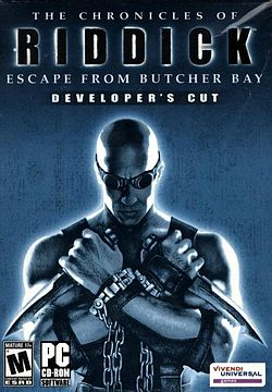The Chronicles of Riddick: Escape from Butcher Bay (2004) PC