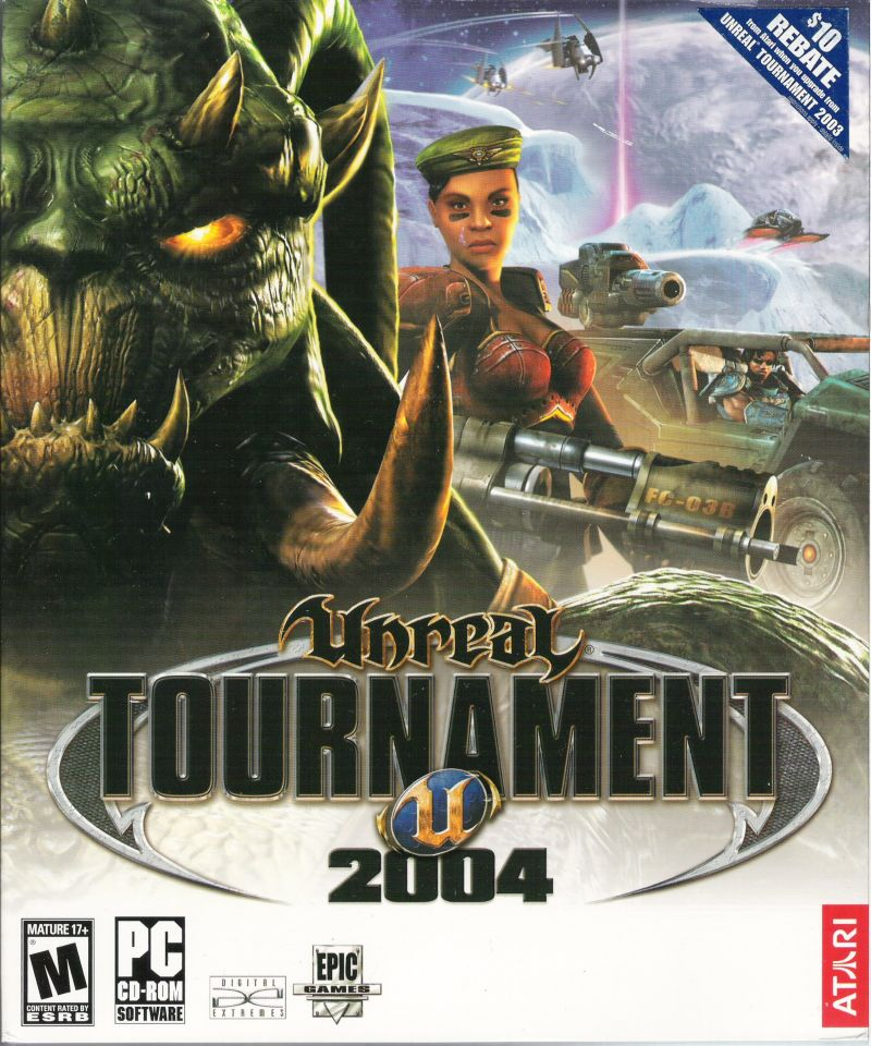 Unreal Tournament 2004 (2004) PC