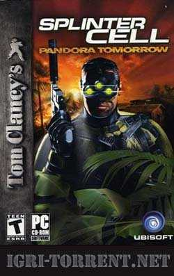 Tom Clancy's Splinter Cell: Pandora Tomorrow (2004) PC