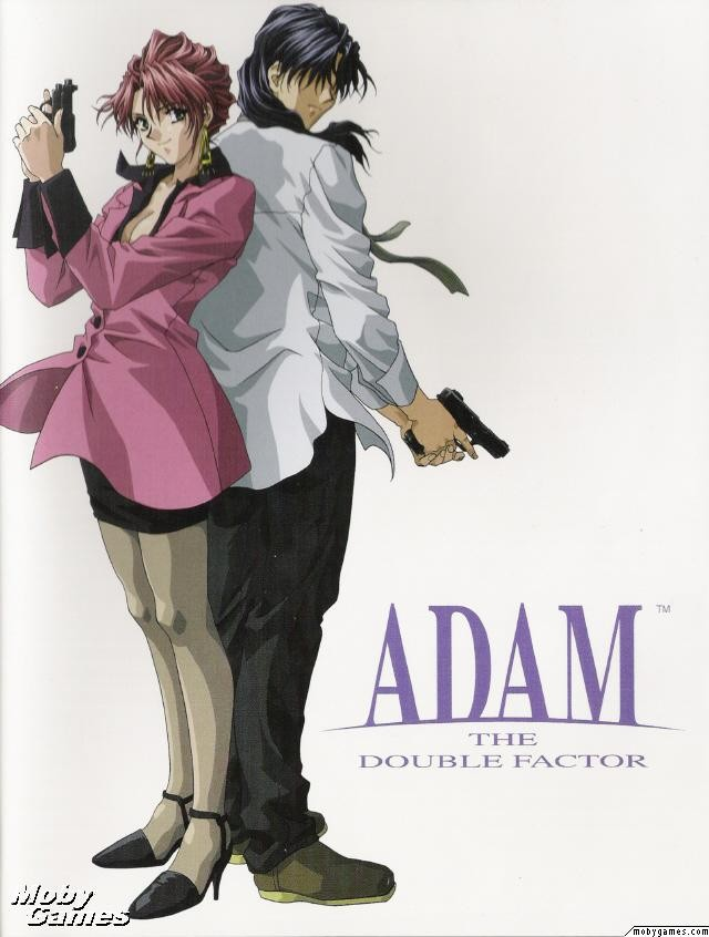 ADAM The Double Factor (2001) PC