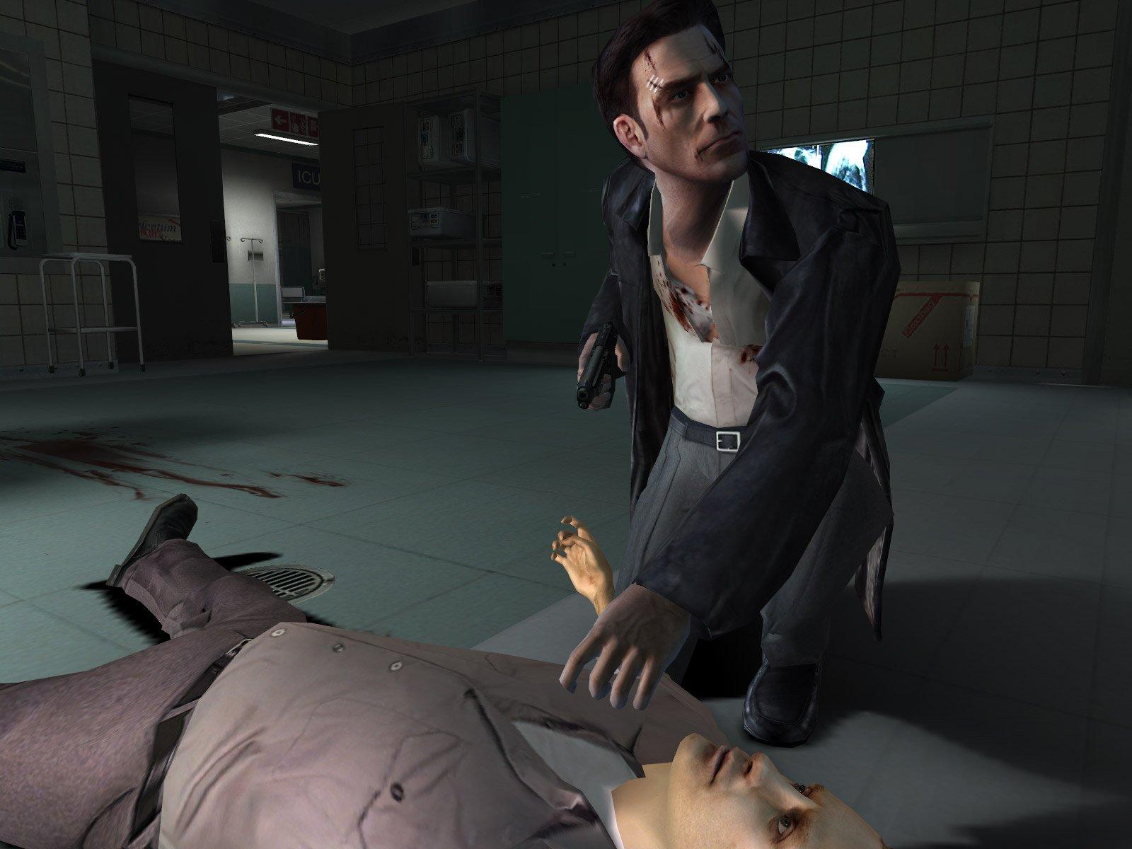 Скриншот Max Payne 2: The Fall of Max Payne (2003) PC