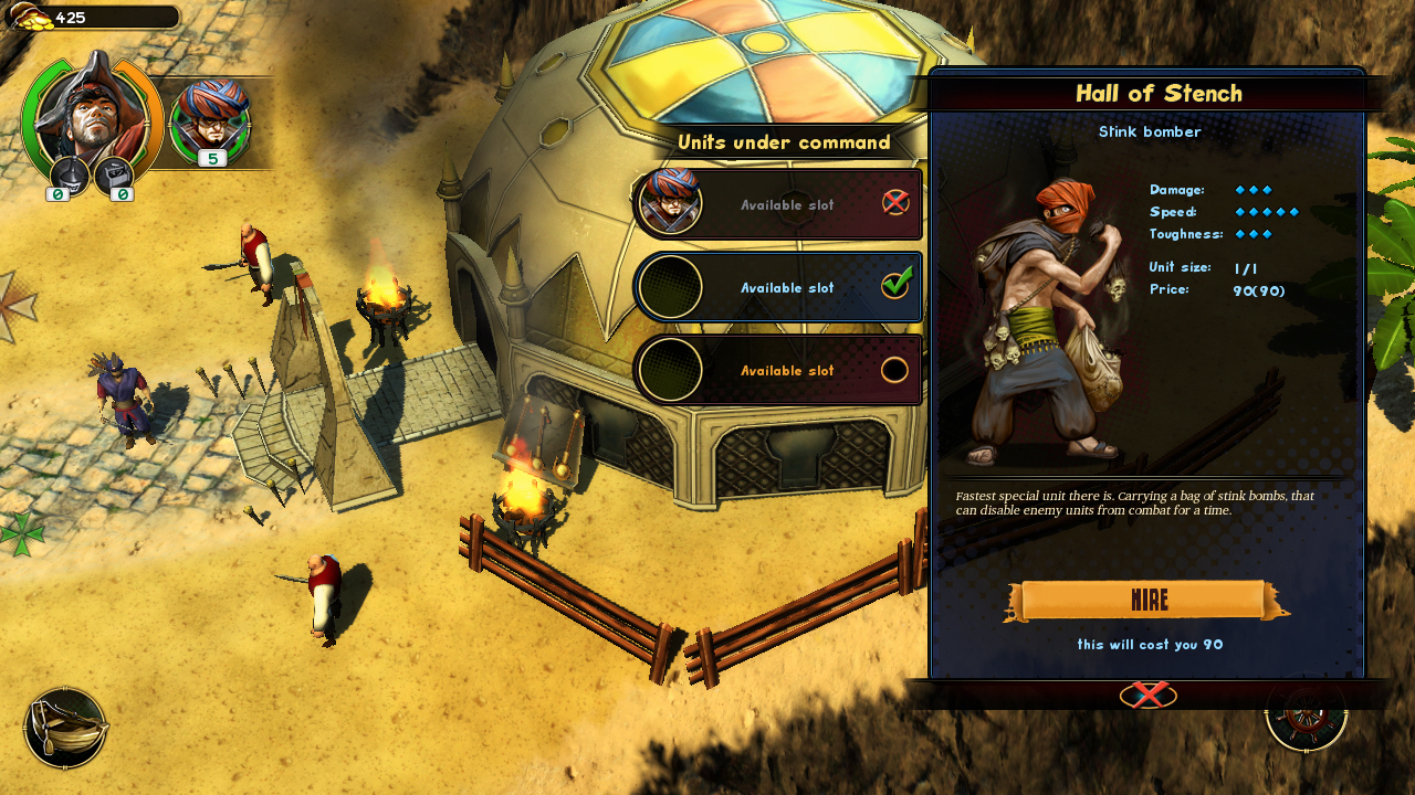 Скриншот Pirates of the Black Cove (2011) РС