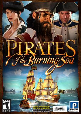 Pirates of the Burning Sea (2008) РС