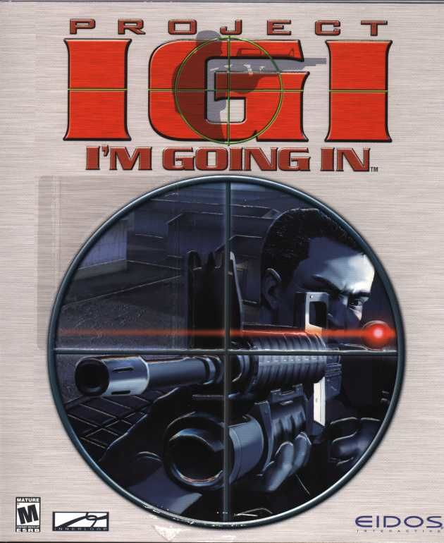 Project I.G.I. (Project IGI: I'm Going In) (2000) PC