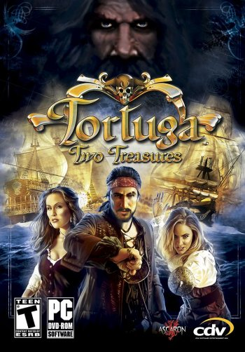 Tortuga: Two Treasures (2007) РС