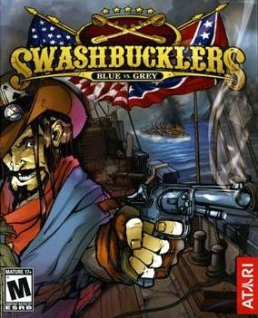 Swashbucklers: Blue vs Grey (2007) РС