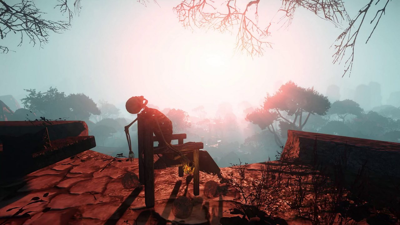Скриншот Aporia: Beyond the Valley (2017) PC