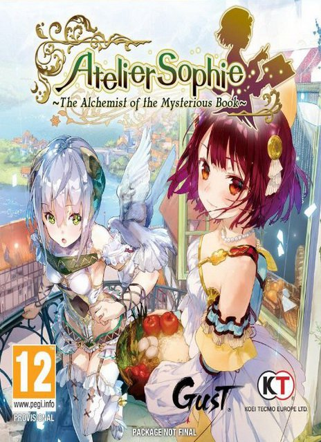 Atelier Sophie: The Alchemist of the Mysterious Book (2017) PC