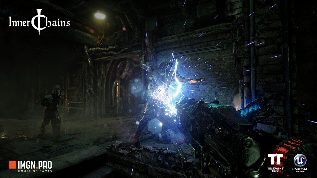 Скриншот Inner Chains (2017) PC