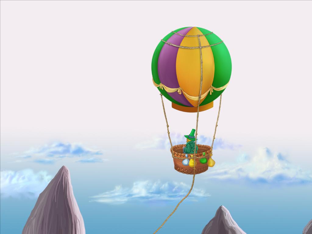Скриншот Волшебник изумрудного города: Загадки Гудвина (2008) PC
