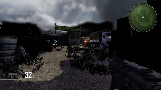 Скриншот Duty Calls: The Calm Before The Storm (2011) PC