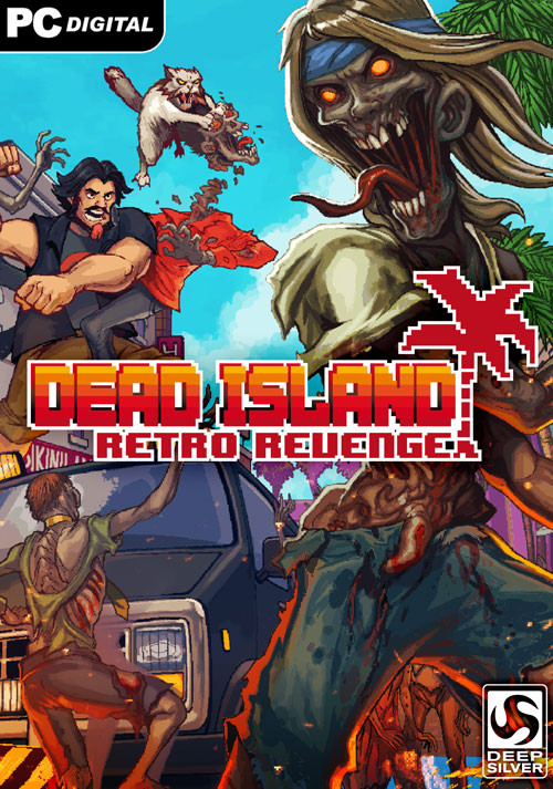 Dead Island: Retro Revenge (2016) PC