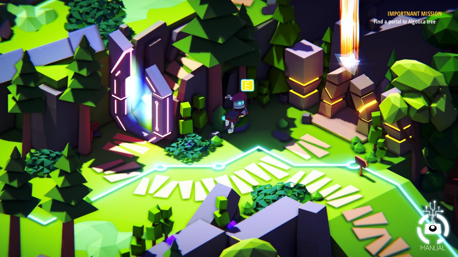 Скриншот Algotica - Iteration 1 (2017) PC