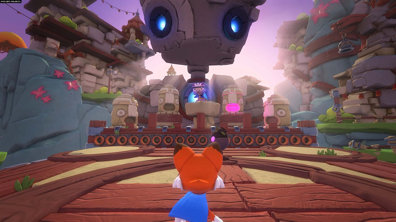 Скриншот Super Lucky's Tale (2017) PC