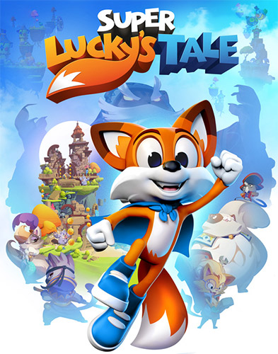 Super Lucky's Tale (2017) PC