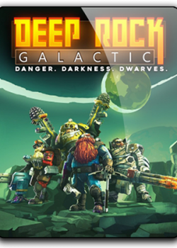 Deep Rock Galactic (2018) PC