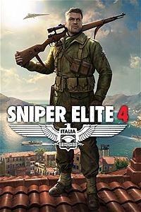 Sniper Elite 4: Deluxe Edition [v.1.5.0] (2017) PC