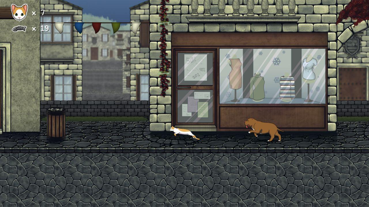 Скриншот The Purring Quest (2017) PC