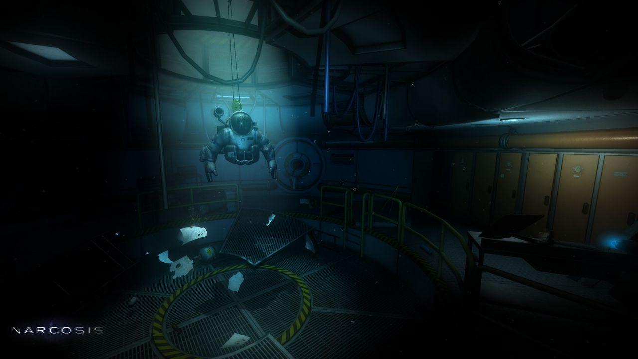 Скриншот Narcosis (2017) PC