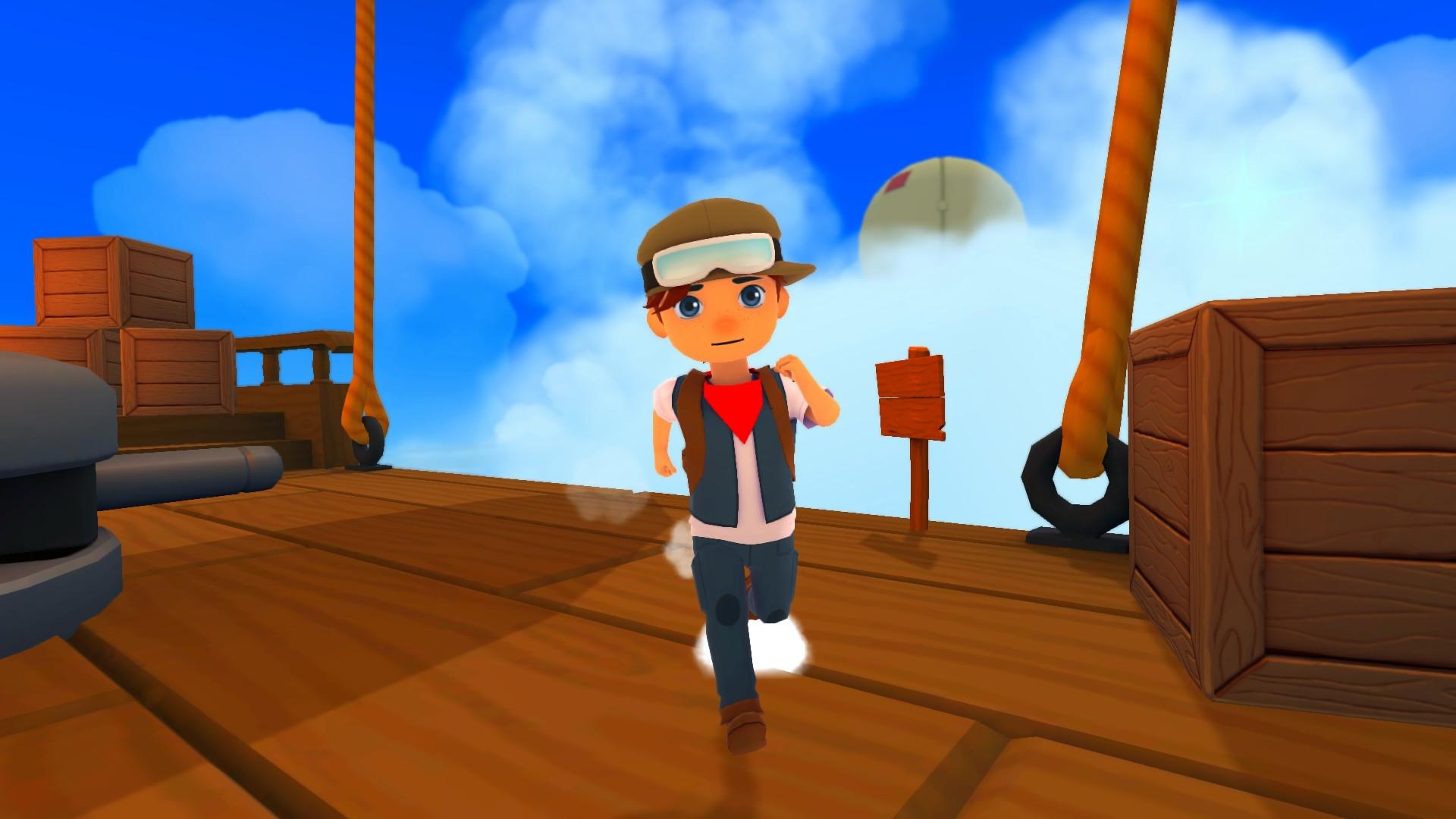 Скриншот Poi (2017) PC