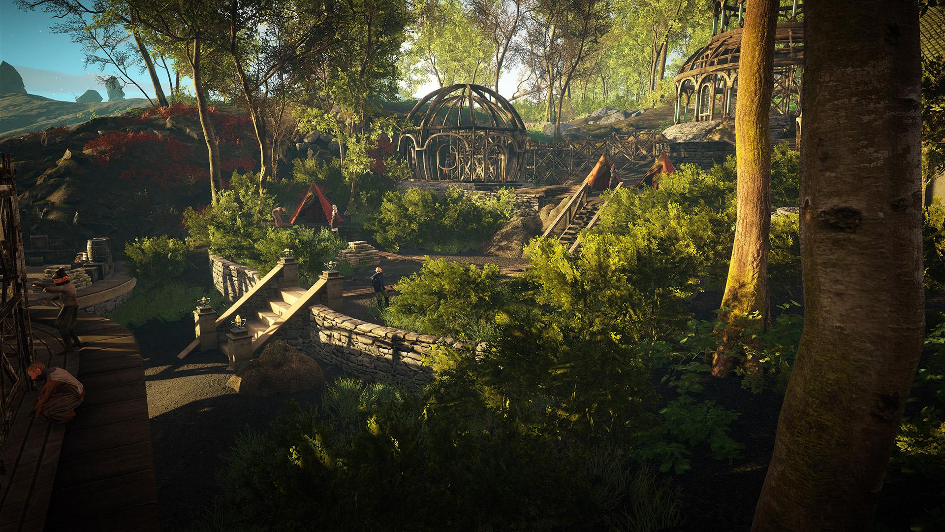 Скриншот Leaving Lyndow (2017) PC