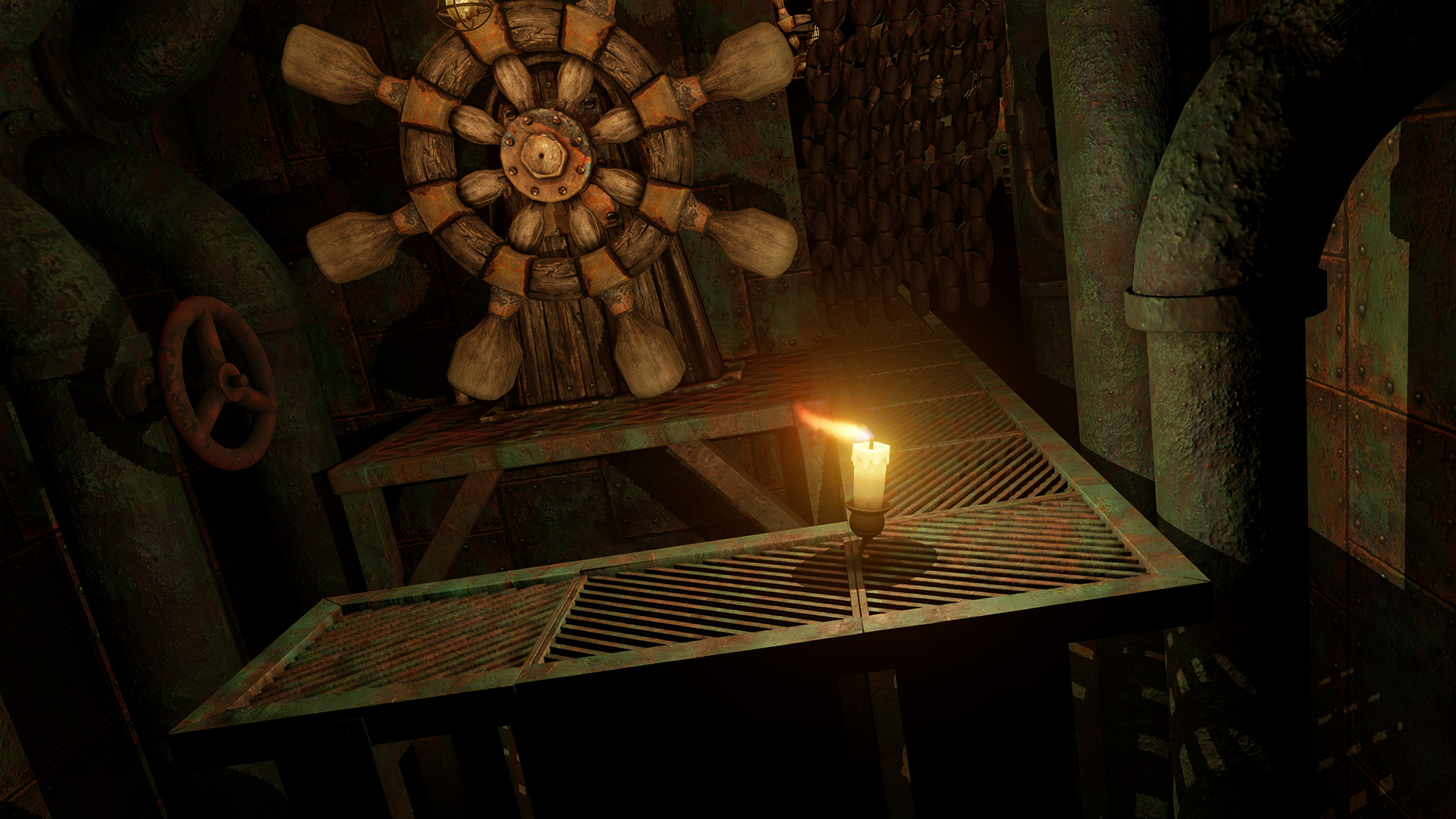 Скриншот Candleman: The Complete Journey (2018) PC
