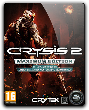 Crysis 2 - Maximum Edition [v.1.9] (2011) PC