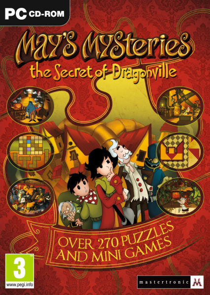 Mays Mysteries: The Secret of Dragonville (2012) PC