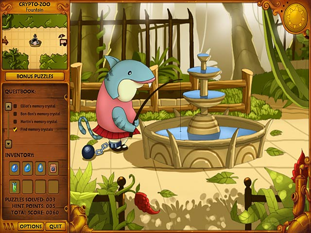 Скриншот Mays Mysteries: The Secret of Dragonville (2012) PC