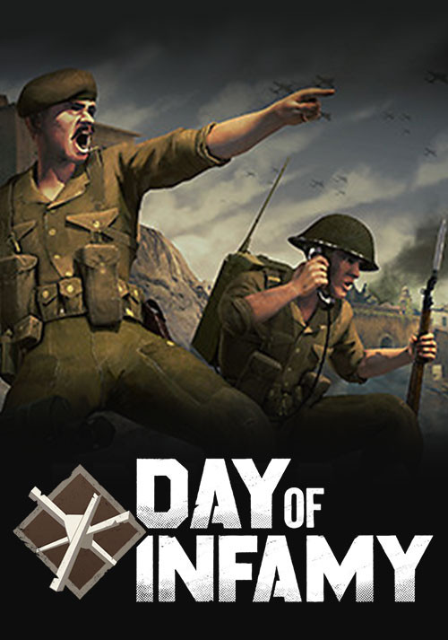 Day of Infamy (2016) РС