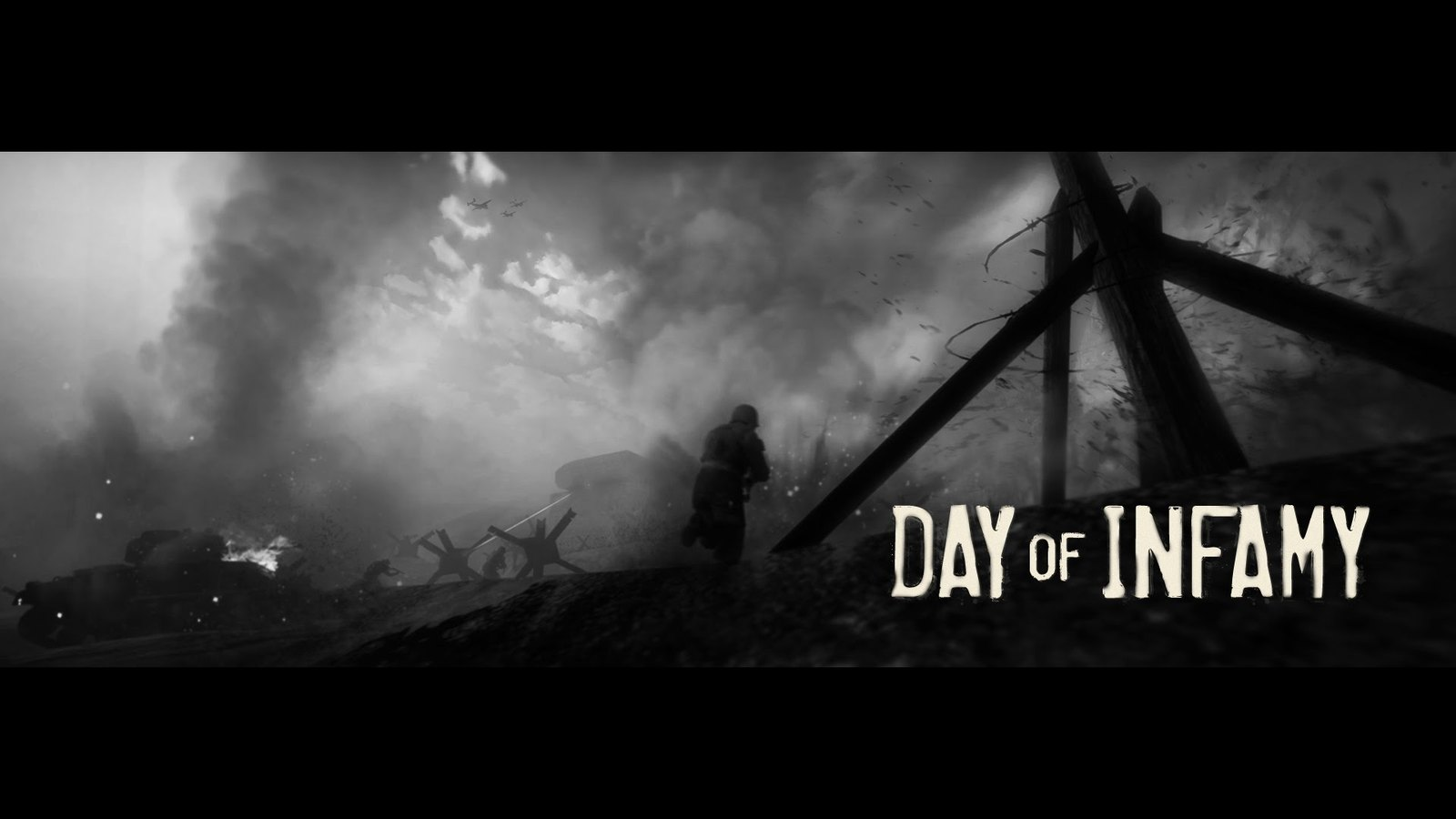 Скриншот Day of Infamy (2016) РС