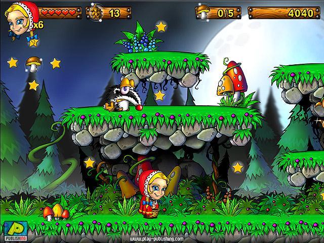 Скриншот Красная Шапочка: Умна и опасна (2010) PC