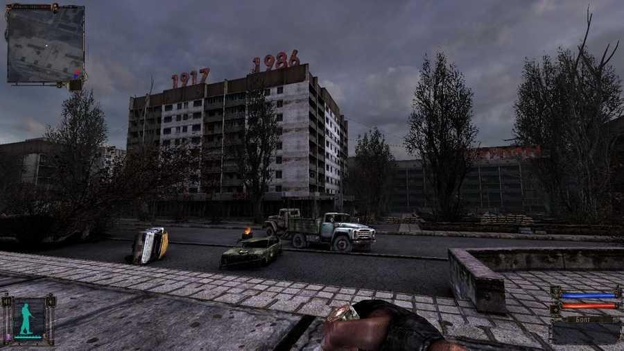 Скриншот S.T.A.L.K.E.R. - Поиск (2011) PC