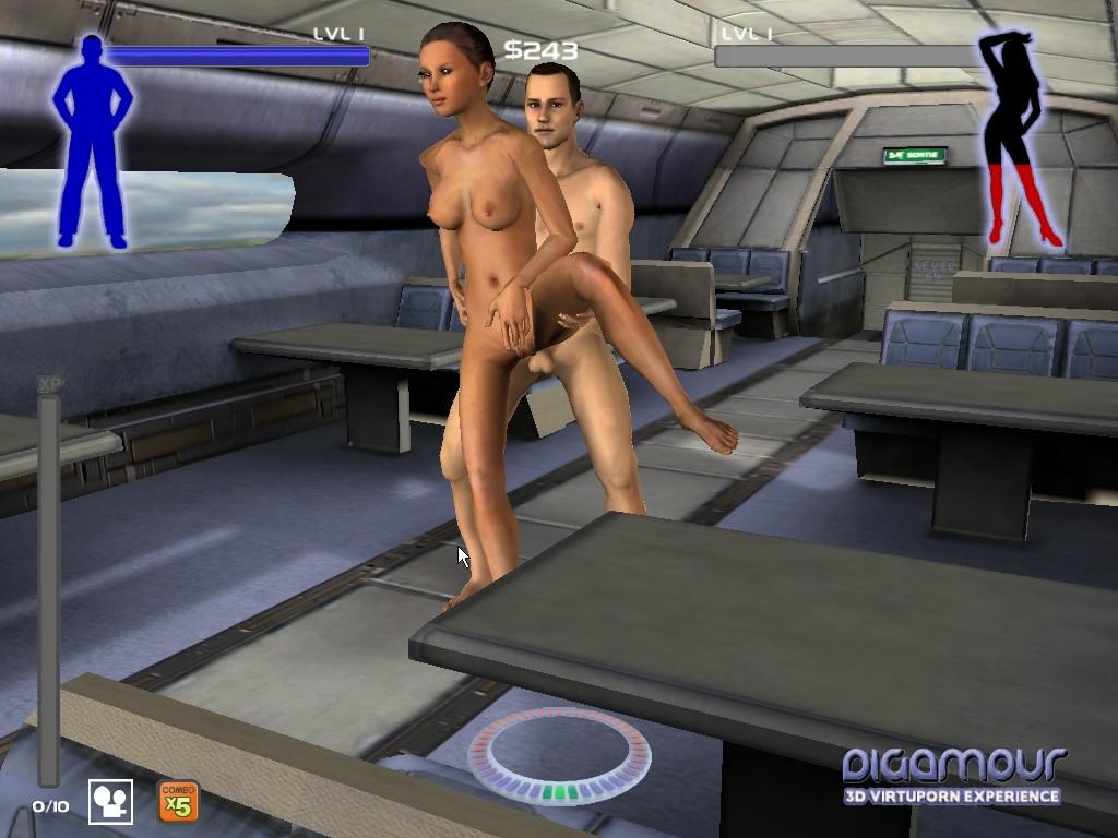 Существуют ли порно игры для андроид