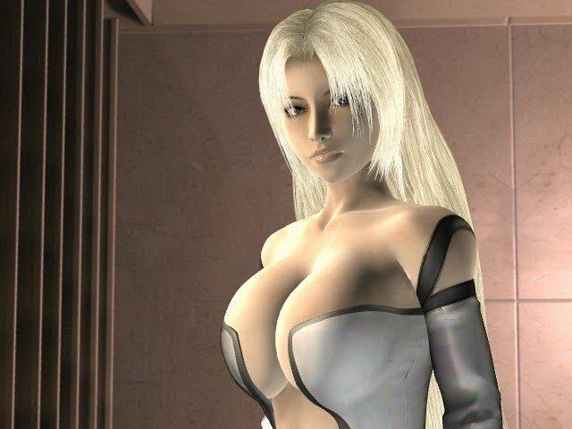 Скриншот Vanquish (2004) PC