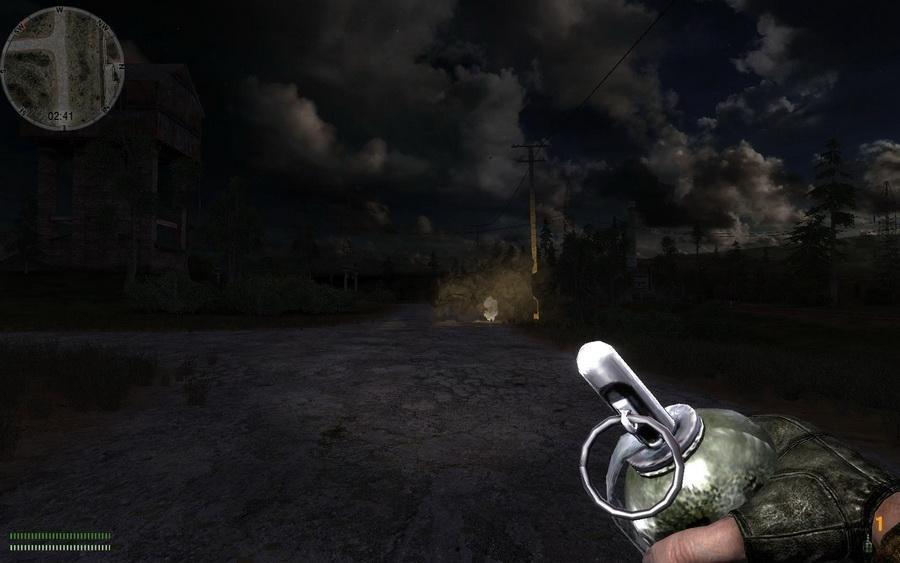 Скриншот S.T.A.L.K.E.R.: Зов Припяти - I Work Alone v.1.2 (2011) РС