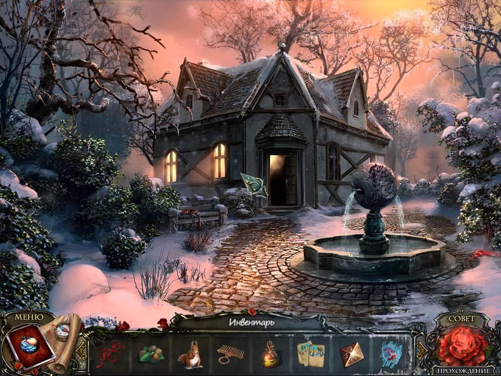 Скриншот Живые Легенды 2: Ледяная Красавица (2013) PC