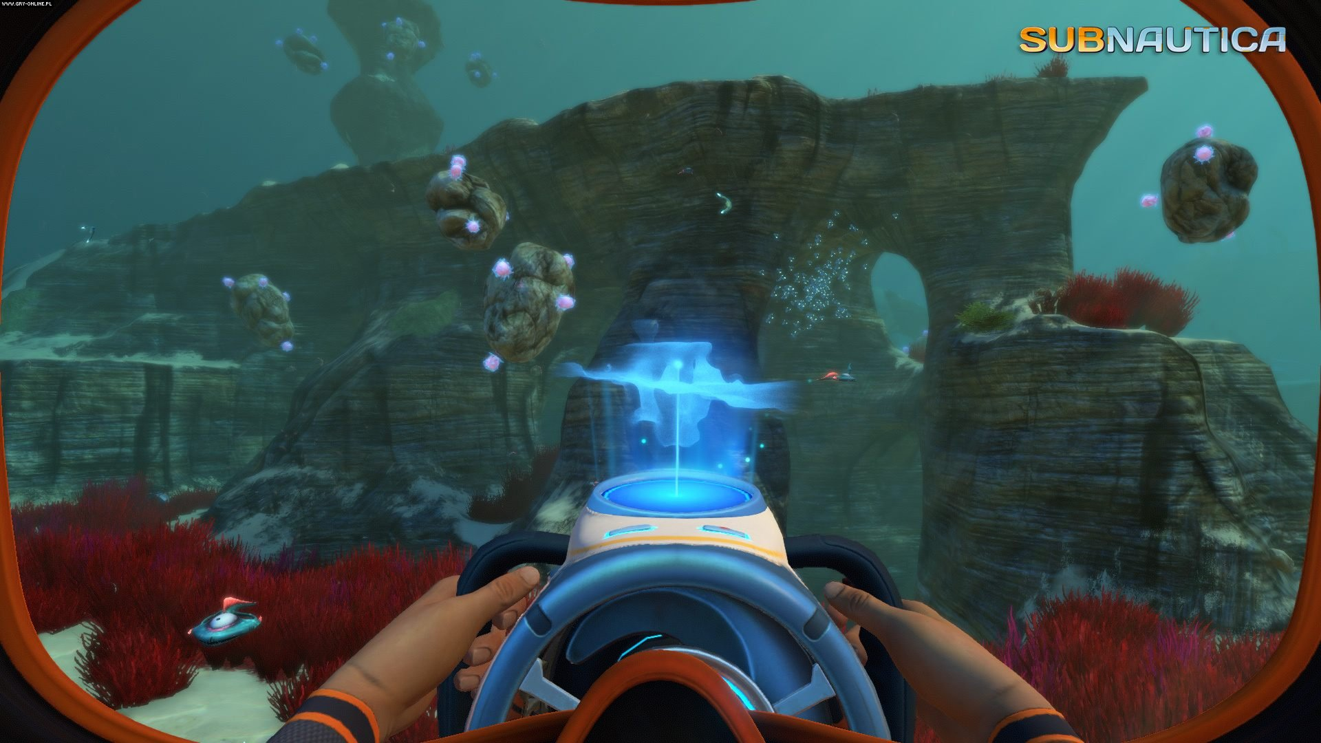 Скриншот Subnautica (2018) PC