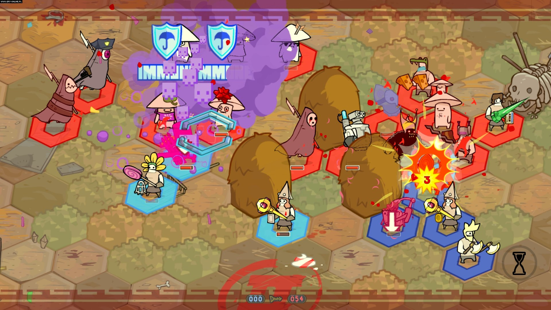 Скриншот Pit People (2018) PC