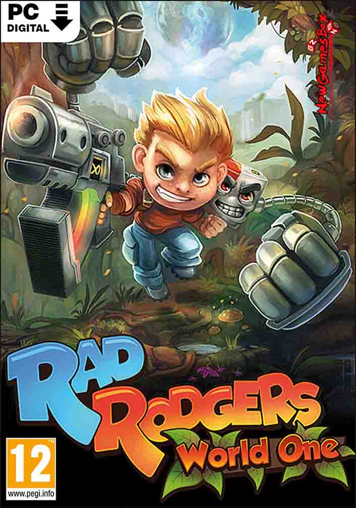 Rad Rodgers (2018) PC