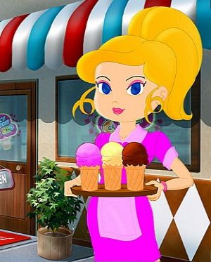 Ice Cream Craze (2008) PC