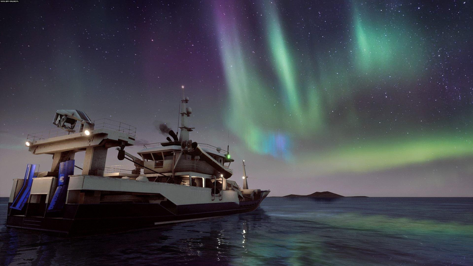 Скриншот Fishing: Barents Sea (2018) PC