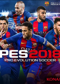 PES 2018 / Pro Evolution Soccer 2018: FC Barcelona Edition (2017) PC