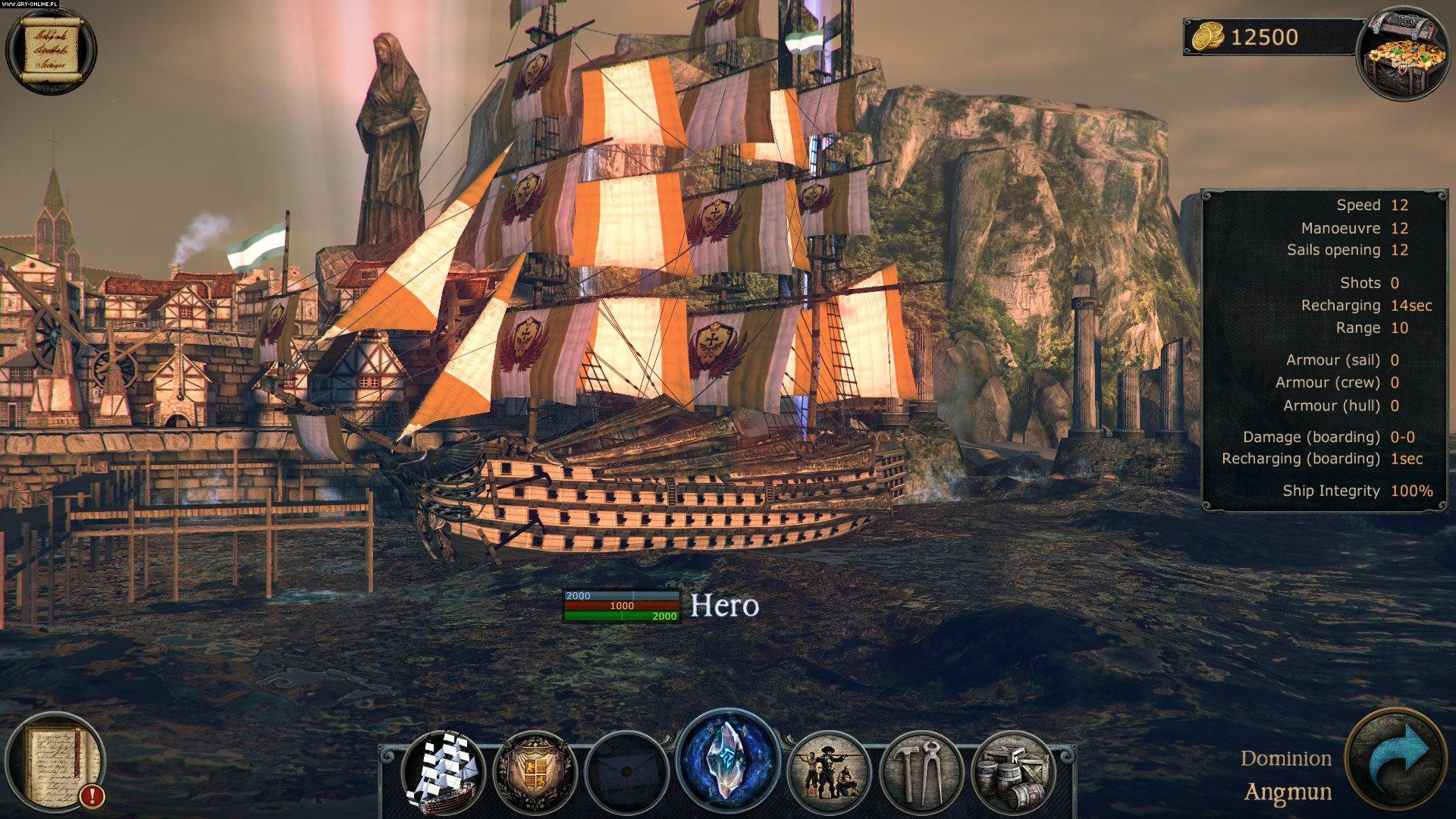 Скриншот Tempest (2016) PC